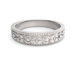 3D model jewelry ring
