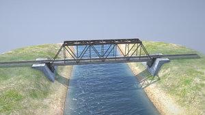 rw bridge vologda-ii mono model