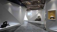 Art Gallery/Museum Hallway