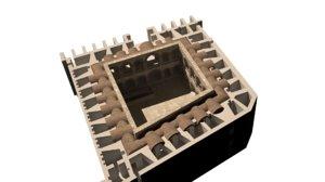 anadolu medeniyetleri 3D model