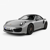porsche 911 turbo 3D