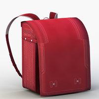 japanese school bag model