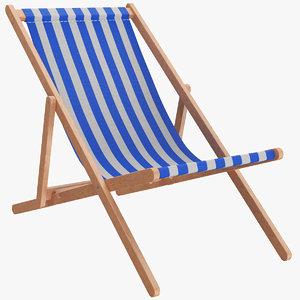 beach chair model