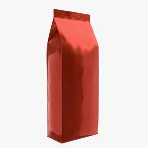 3D pack package bag