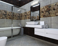 interior design badamdar bathroom model