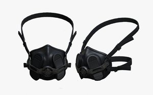 3D model mask protection