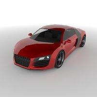 3D polycar n41 lp1 cars