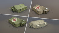 Military Tent 01 FourLiveries