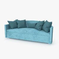 Sofa Lounge Cyan