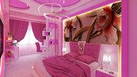 3D interior design rauf