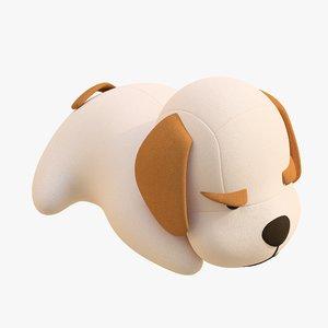 dog toy 05 3D