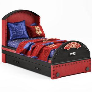 3D bed express