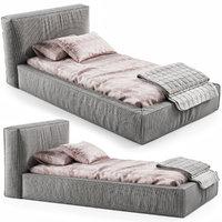 3D flexteam single bed