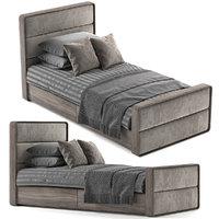 3D plaid beds