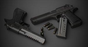3D gun desert eagle