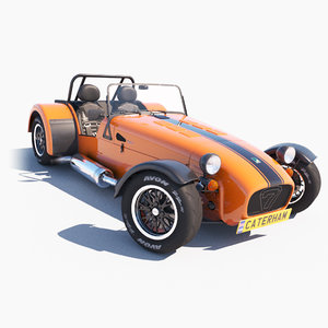 caterham 420r model