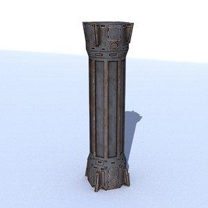 pillar model