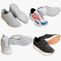 realistic sneakers 6 model