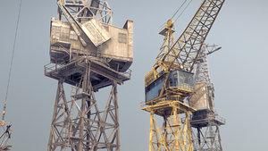 crane stothert pitt liveries model