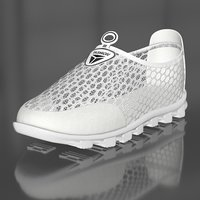 3D sneakers shoe footwear
