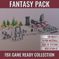 fantasy pack model