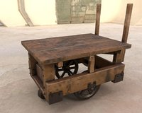 vintage factory cart 3D model