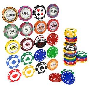 casino chip model