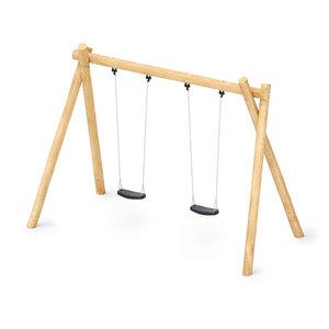 swing 2 seats 3D