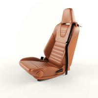 Sedan Car Front Seat