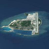 Military Airbase South China Sea