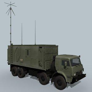 1l265 moskva-1 model