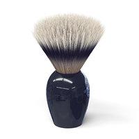 Makeup Brush 3D Model