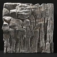 Slab stone rock granite huge n2