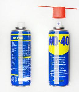 wd 40 spray lubricant 3D