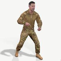 ADF Soldier AMCU
