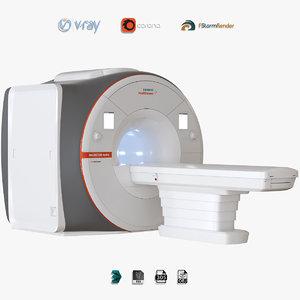 mri scanner siemens amira 3D