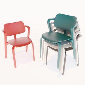 3D chair ilmari tapiovaara