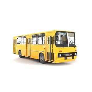 bus ikarus 260 50 3D model