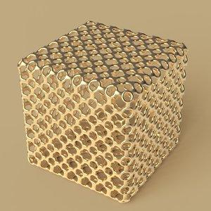 design cube model
