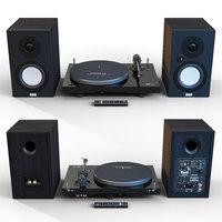 Music Hall mmf-2.3 Magnat Multi Monitor 220