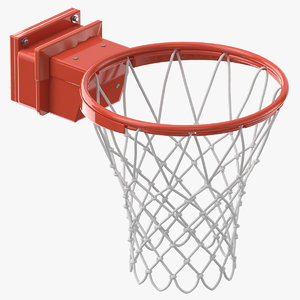 basketball net 3D model