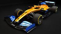 F1 Mclaren MCL35 2020