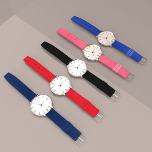 3D model watch hand