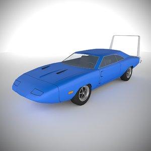 3D polycar n45 lp1 cars