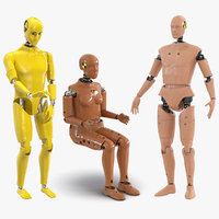 3D crash test dummies 2