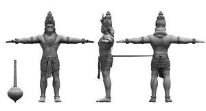 hanuman model