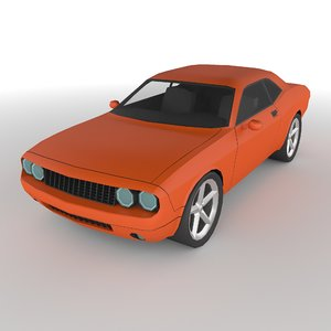 3D model polycar n46 lp1 cars