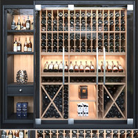 wine alcohol cocktail 3D model