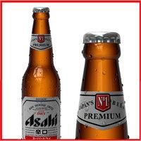 Asahi Beer Bottle