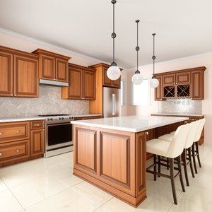 3D kitchen glenbrook model